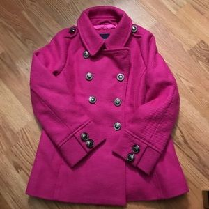 Other - Girls pink pea coat